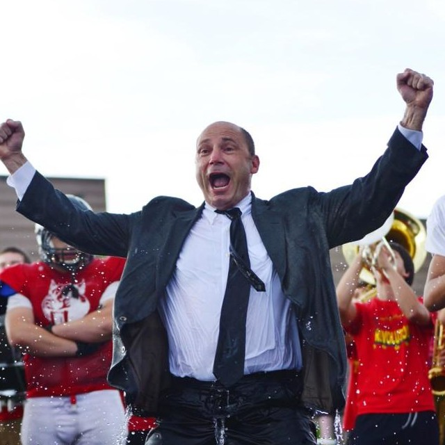 Watch Dr Calhoun do the ALS ice bucket challenge.