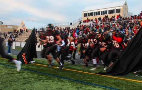 Homecoming win proves uplifting for team
