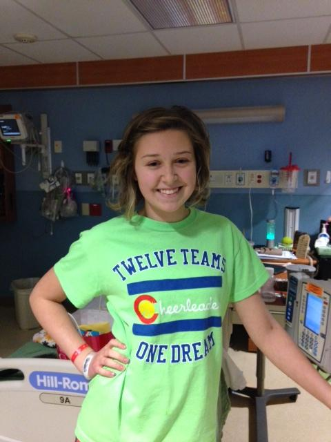 Former CV student beats cancer after months of grueling treatment