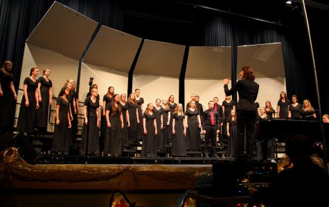 Spring concert takes audience on melodic journey