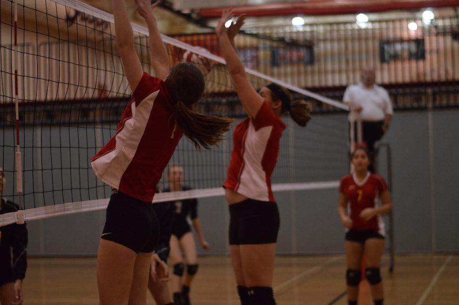 Girls+Volleyball