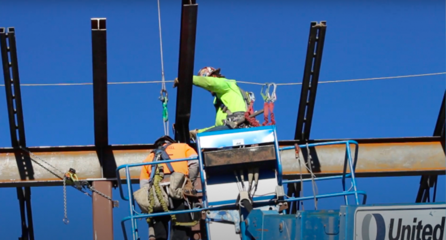 F Pod Construction