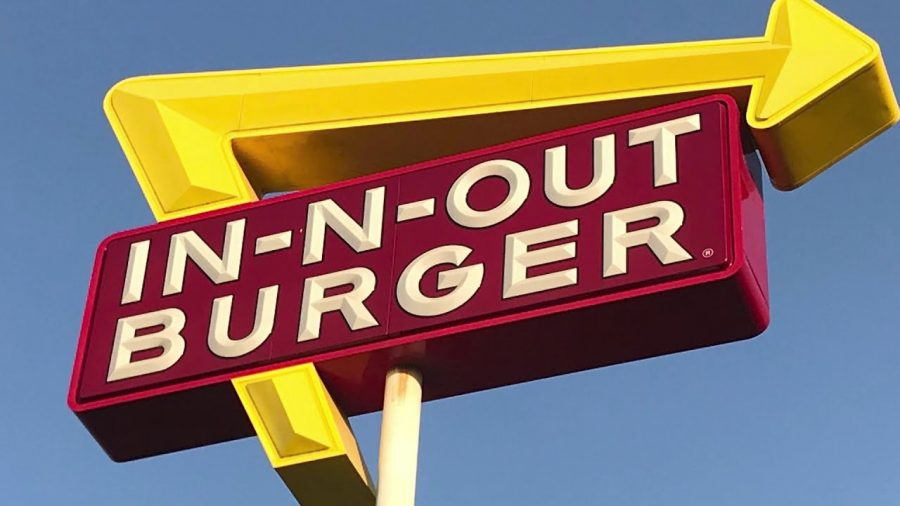 New In-N-Out in Castle Rock
